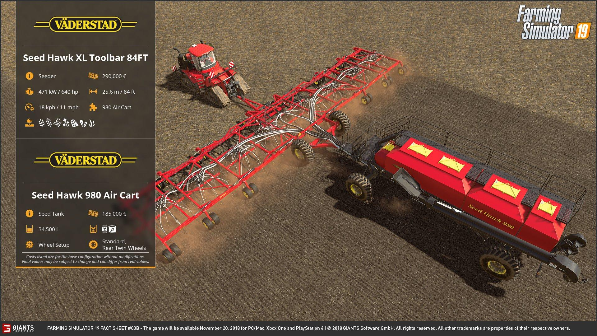 Photo of Farming Simulator 19: Fact Sheet #3