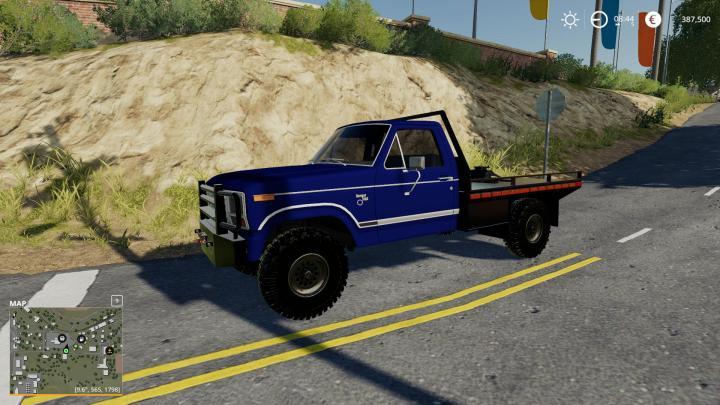 FS19 - 1983 Ford F150 V1