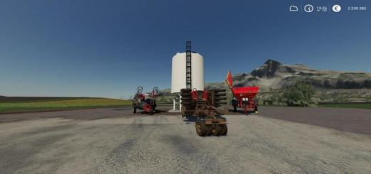 Photo of FS19 – All-In-One Placeable Filling Station V1.2