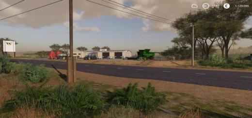 Photo of FS19 – Aussie Outpack Map V1