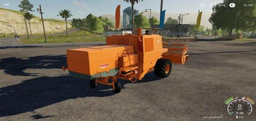Photo of FS19 – Bizon Z056 (New Sound) V1