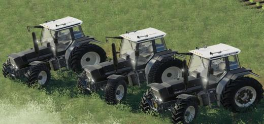 Photo of FS19 – Black Deutz Agrostar 661 Tractor V1