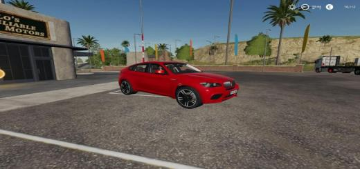 Photo of FS19 – Bmw X6M V1
