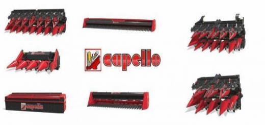 Photo of FS19 – Capello Headers V1.0.0.1