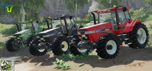 Photo of FS19 – Case Ih 7200 Pro Tractor V1.1