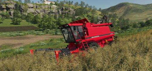 Photo of FS19 – Caseih 1660 V1.0.1.0