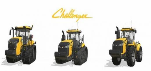 Photo of FS19 – Challenger Tractors V1.0.0.1