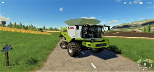 Photo of FS19 – Claas Lexion 780 Combine V1