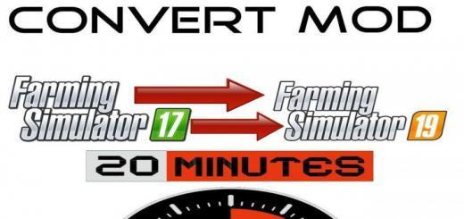 Photo of FS19 – Convert A Mod In 20 Mins V1