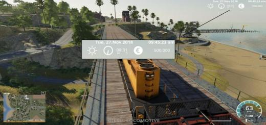 Photo of FS19 – Date And Time V3