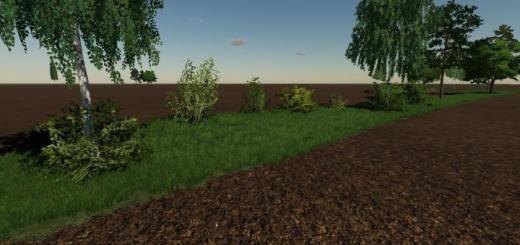 Photo of FS19 – Deko Plants V1.0.2