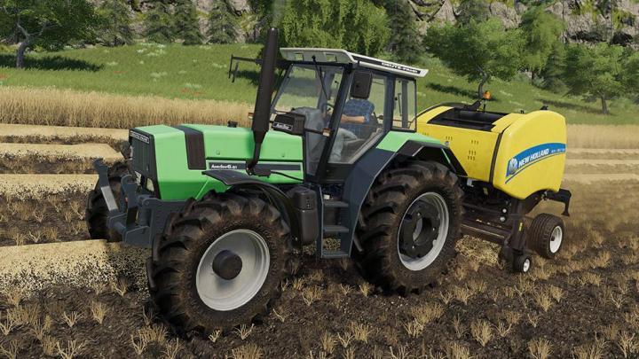 FS19 - Deutz Agrostar 661 Tractor V1