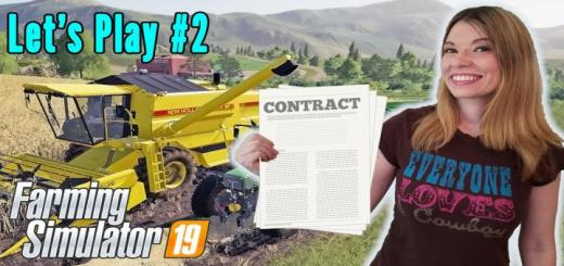 Photo of FS19 – Dog, Contracts & New Equipment Time – Gameplay #2