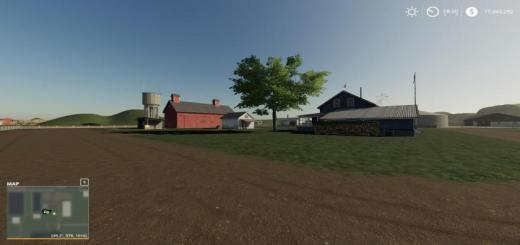 Photo of FS19 – Easyfarm Map V1