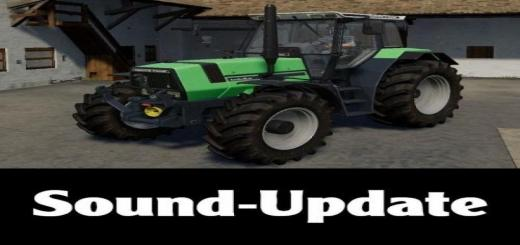Photo of FS19 – [Fbm Team] Deutz Agrostar 6.61 (Sound-Update) V1