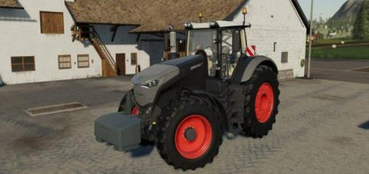 Photo of FS19 – Fendt 1000 Vario Black Beauty V1