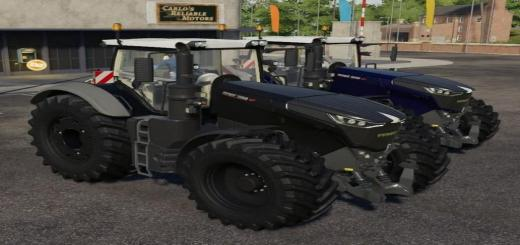 Photo of FS19 – Fendt 1000 Vario By Alex Blue V1.0.0.2