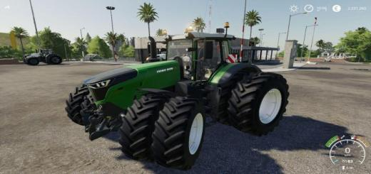 Photo of FS19 – Fendt 1000 Vario Tractor