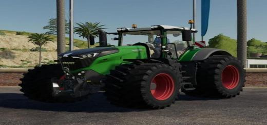 Photo of FS19 – Fendt 1000 Vario Tractor V1.0.0.4