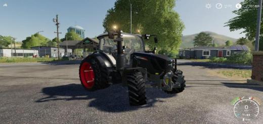 Photo of FS19 – Fendt 300 Vario Tractor