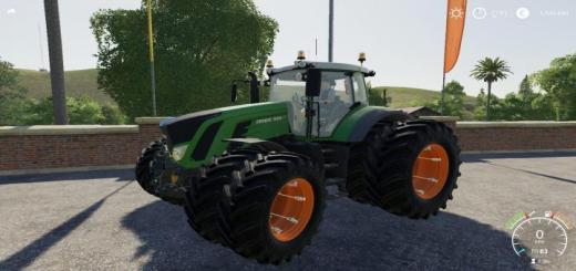 Photo of FS19 – Fendt 900 Vario Tractor