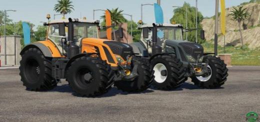Photo of FS19 – Fendt 900 Vario Tractor V1.1
