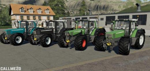 Photo of FS19 – Fendt Favorit 500 Tractor