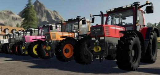 Photo of FS19 – Fendt Favorit 500 With Color Choice V1