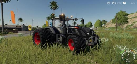 Photo of FS19 – Fendt Vario 700 Small Update