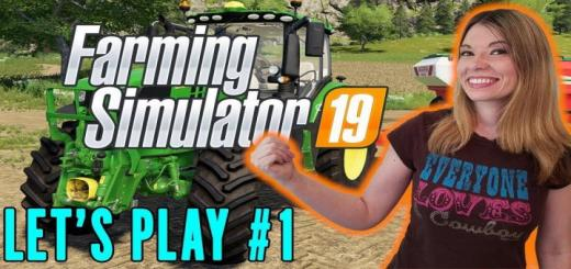 Photo of FS19 – First Reaction And Fs19 Gameplay – Ls19 Early Accesses V1