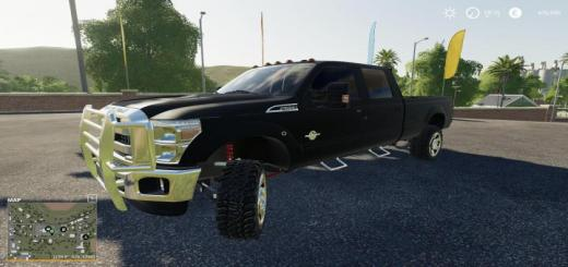 Photo of FS19 – Ford F350 Crew Cab Beta