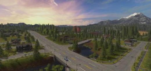 Photo of FS19 – Goldcrest Valley Map V1.1