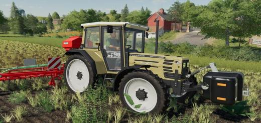 Photo of FS19 – Huerlimann H488 Tractor V1