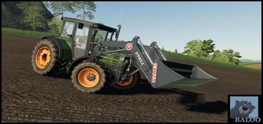 Photo of FS19 – Huerlimann H488 With Fl And Color Choice V1