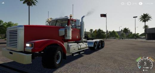 Photo of FS19 – Hulk Semi Truck