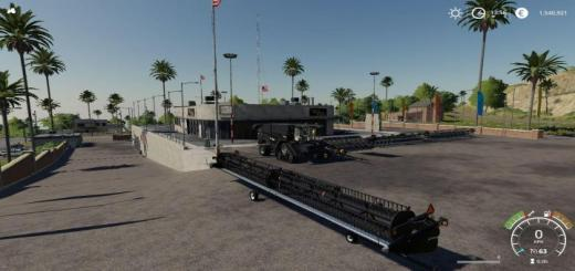 Photo of FS19 – Ideal Combine And Cutter Pack