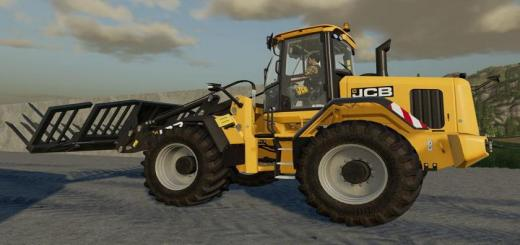 Photo of FS19 – Jcb 435 S V1