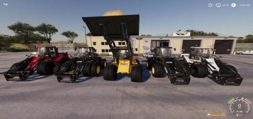 Photo of FS19 – Jcb 435S V1
