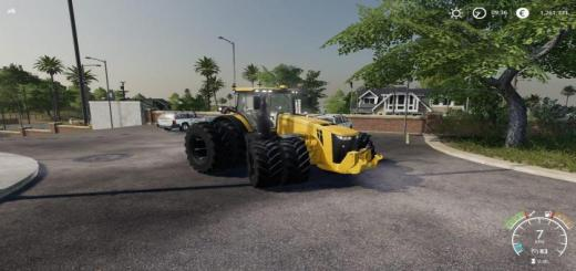 Photo of FS19 – John Deere 8R Series