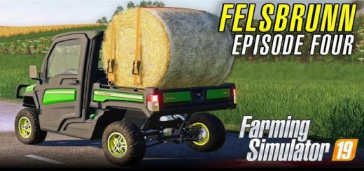 Photo of FS19 – John Deere Go Gator V1