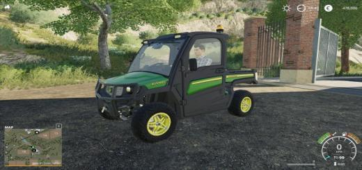 Photo of FS19 – John Deere Xuv865-M