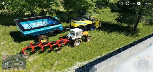 Photo of FS19 – Kinze Wagons Multifruit Pack