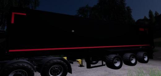 Photo of FS19 – Krampe Sb3060 Trailer V1