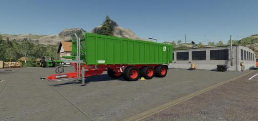 Photo of FS19 – Kroger Agroliner Taw 30 Trailer V1