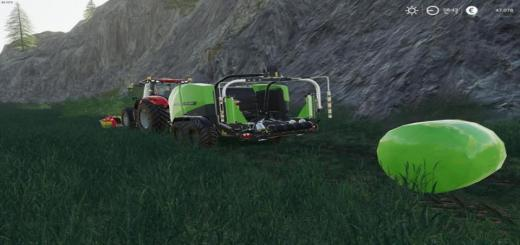 Photo of FS19 – Kuhn Fbp 3135 With 3-Color Choice V1