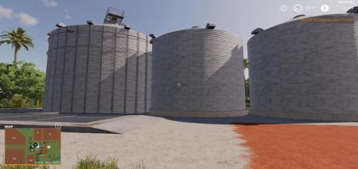 Photo of FS19 – Large Multi-Silo V1