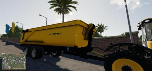 Photo of FS19 – Littorale C240 Trailer V1