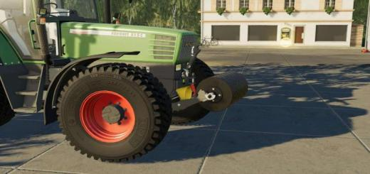 Photo of FS19 – Lizard Small Weight V1