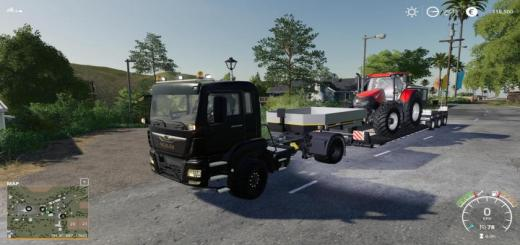 Photo of FS19 – Man Tgs 18.500 Truck V1.0.1