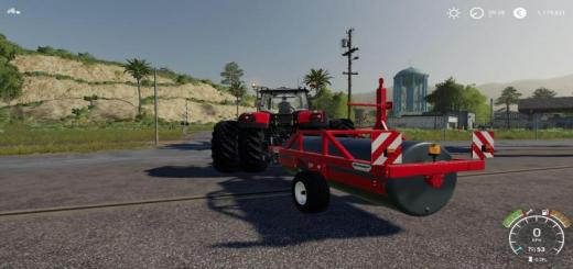 Photo of FS19 – Meadow Roller Vario Small Update